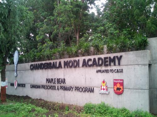 Chandra Bala Modi Academy (School, Ankleshwar)