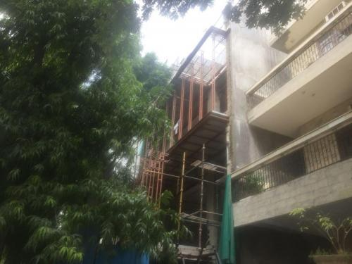 High residential project (Shalimar Bagh)